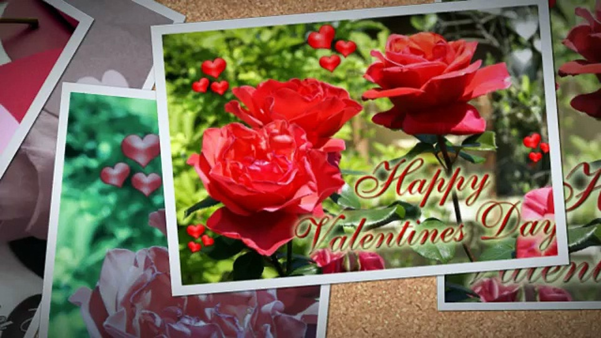 Rose Day Video, Sms, Quotes Wallpapers - Valentine's Day , HD Wallpaper & Backgrounds