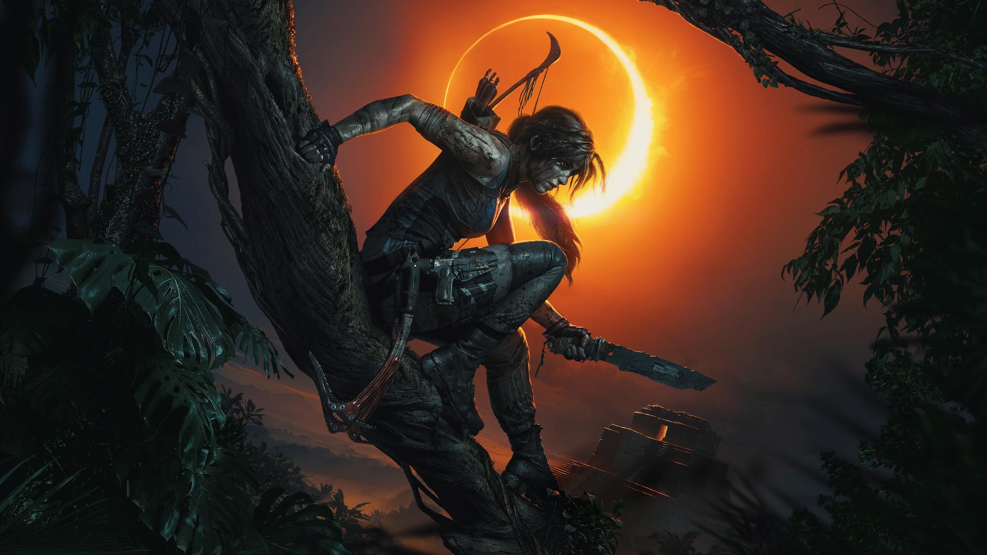 Igualmente, En El Artículo De Capturas De Juegos, Puede - Shadow Of The Tomb Raider , HD Wallpaper & Backgrounds