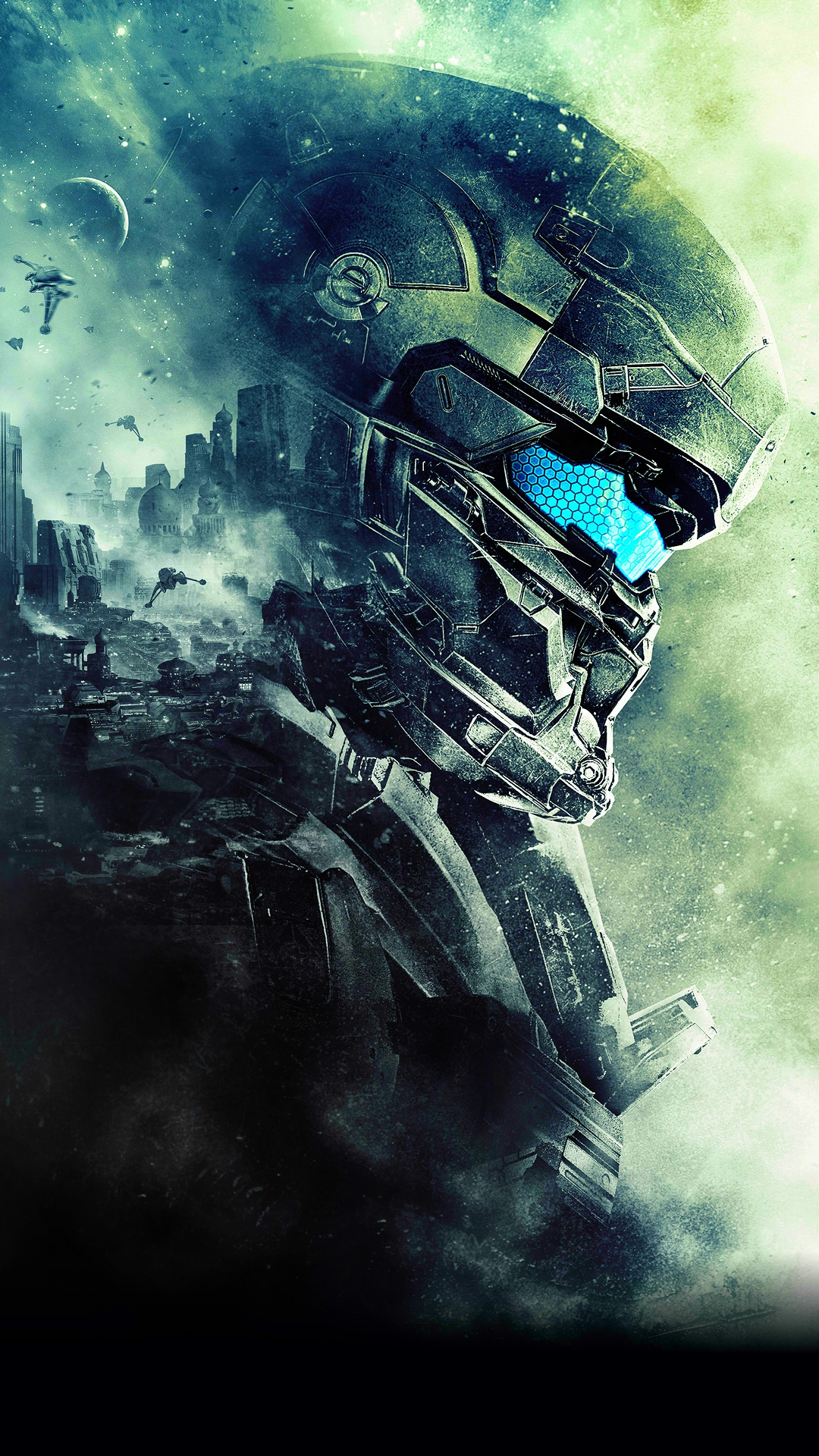 Master Chief Iphone Wallpaper Halo 5 Wallpaper Iphone
