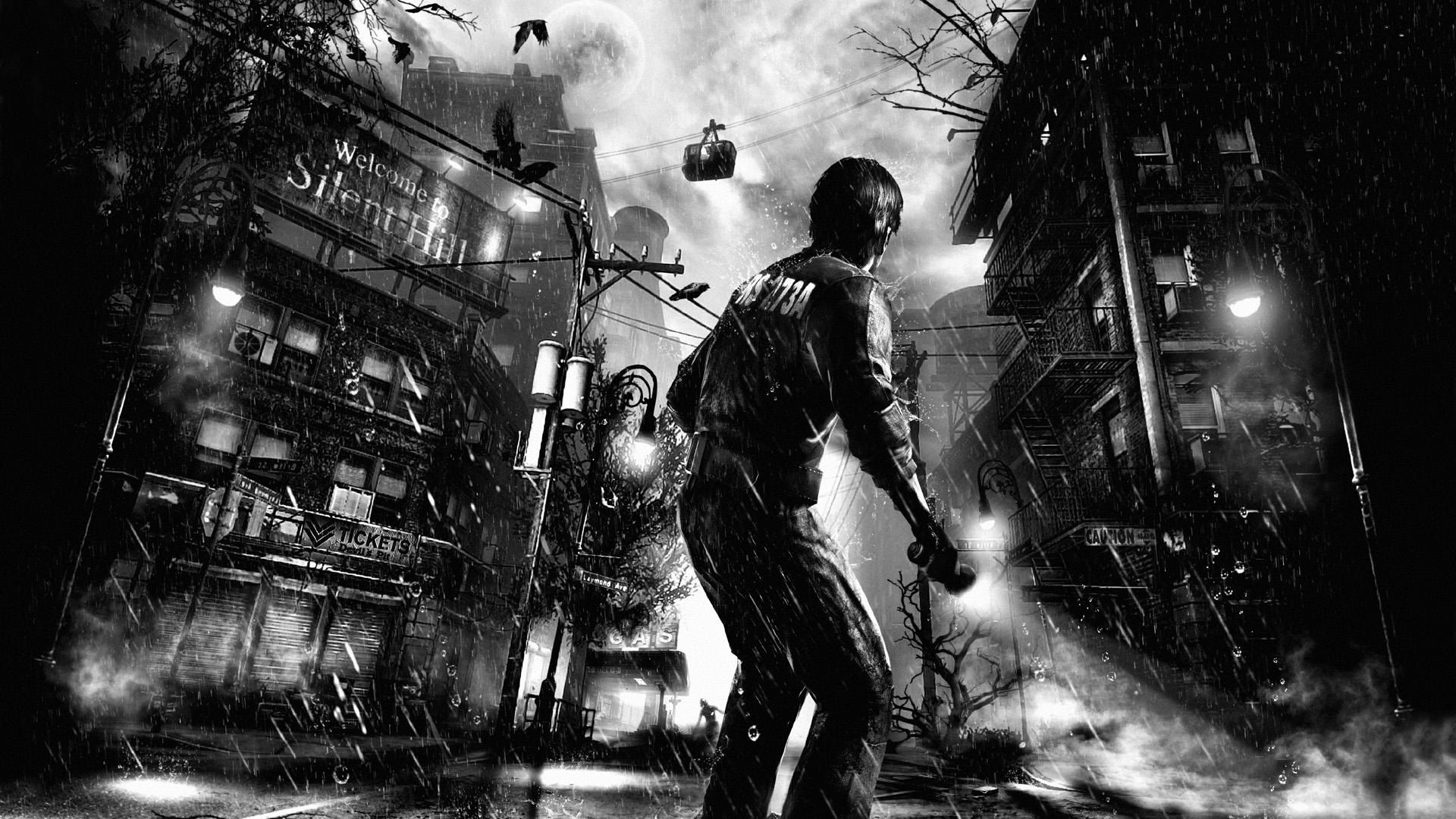 Wallpaper Silent Hill Downpour 179643 Hd Wallpaper
