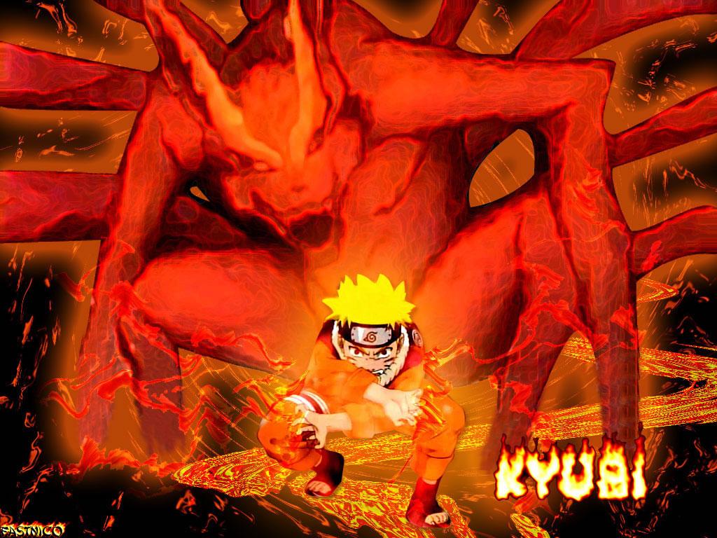 Masashi Kishimoto Studio Pierrot Naruto Naruto Kyuubi Naruto Fox 1703007 Hd Wallpaper Backgrounds Download