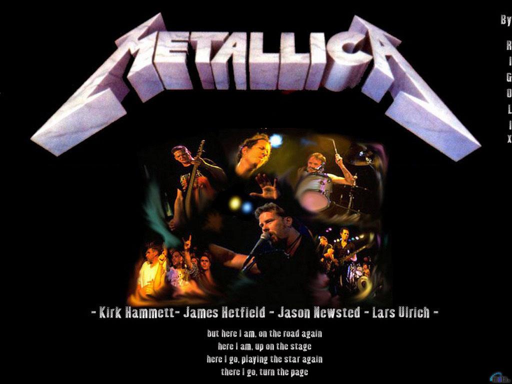 Wallpaper Download Metallica Metallica Master Of Puppets Back