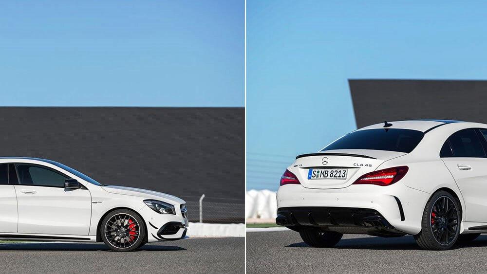 Cla 45 Amg Wallpaper Mercedes Benz Cla 45 Amg 2017