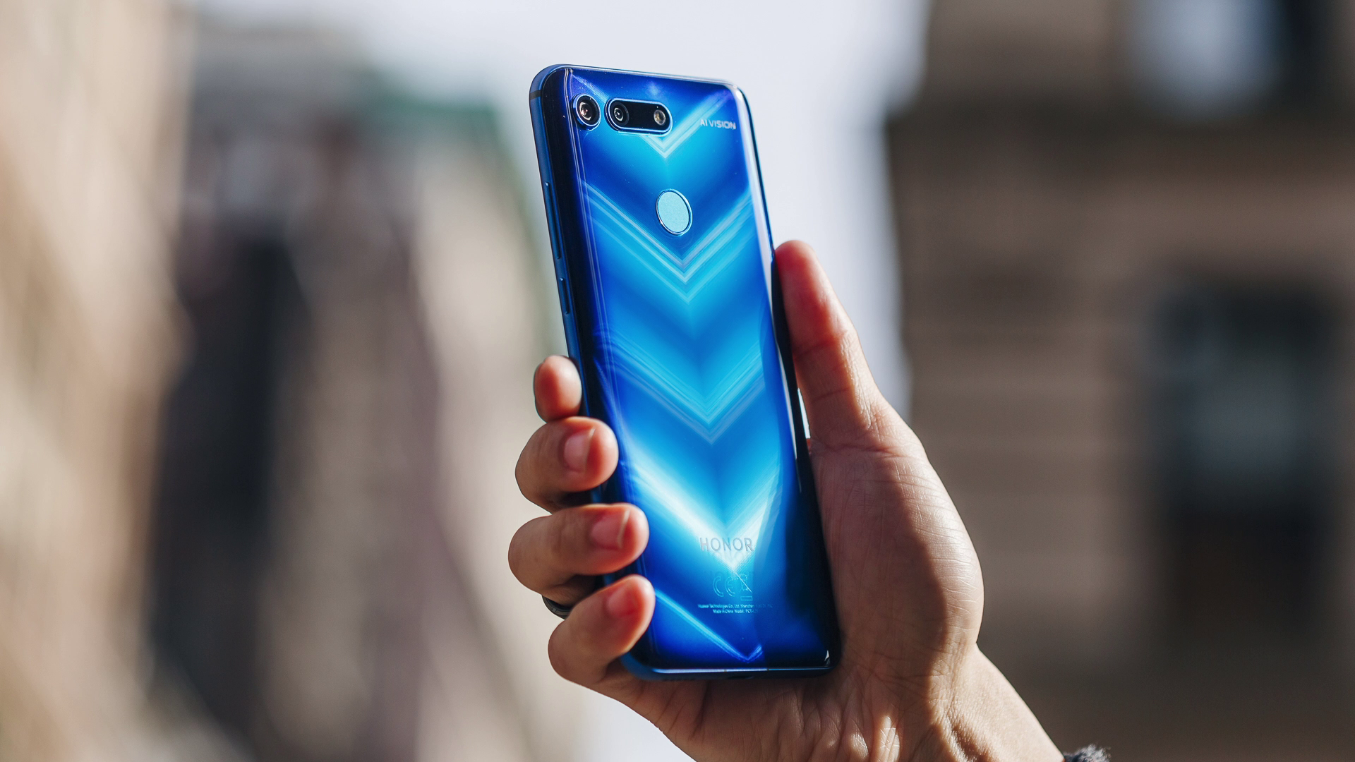 Honor View 20 Review , HD Wallpaper & Backgrounds