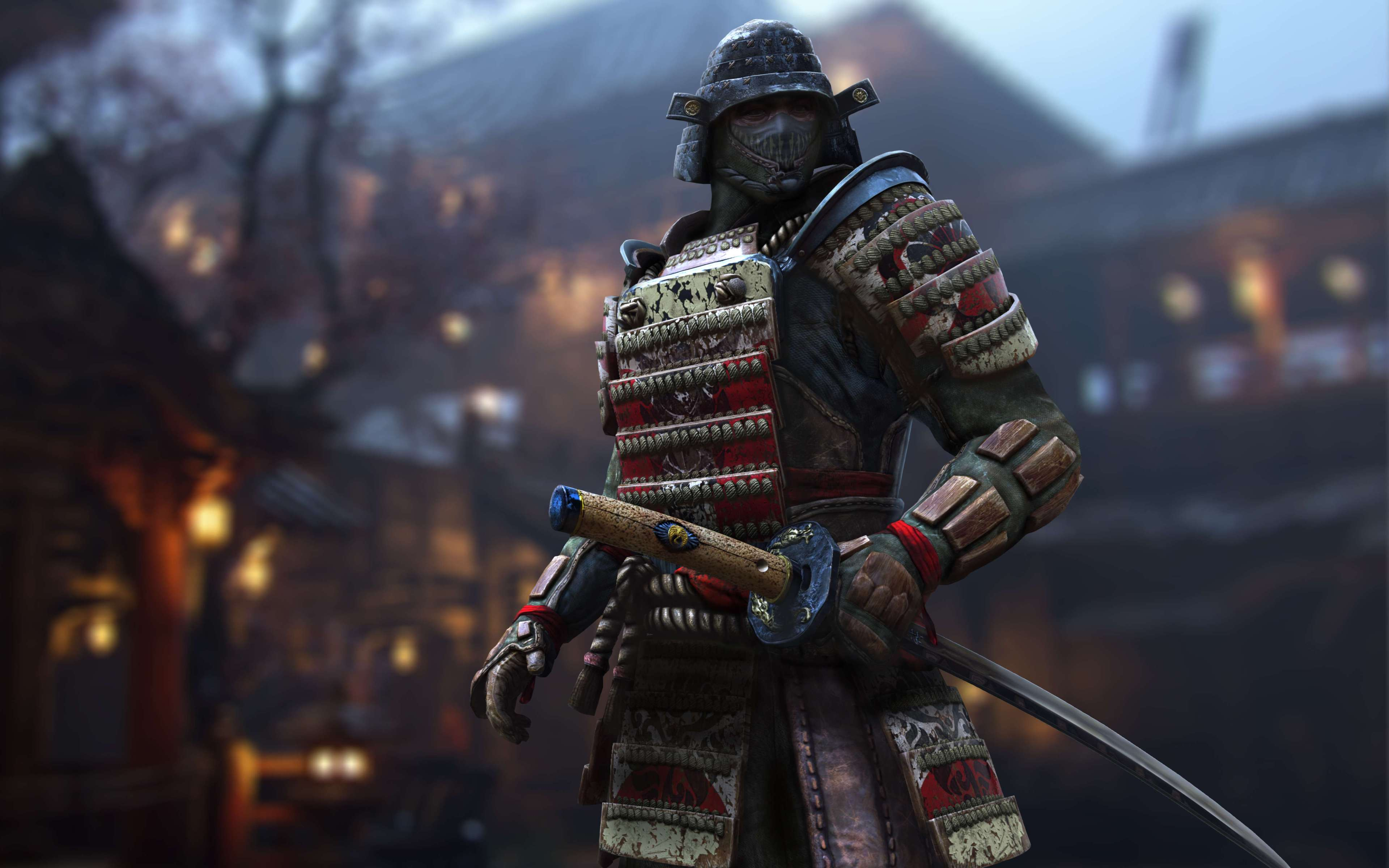 Wallpaper Viking Samurai For Honor Honor Orochi 1706159 Hd Wallpaper Backgrounds Download