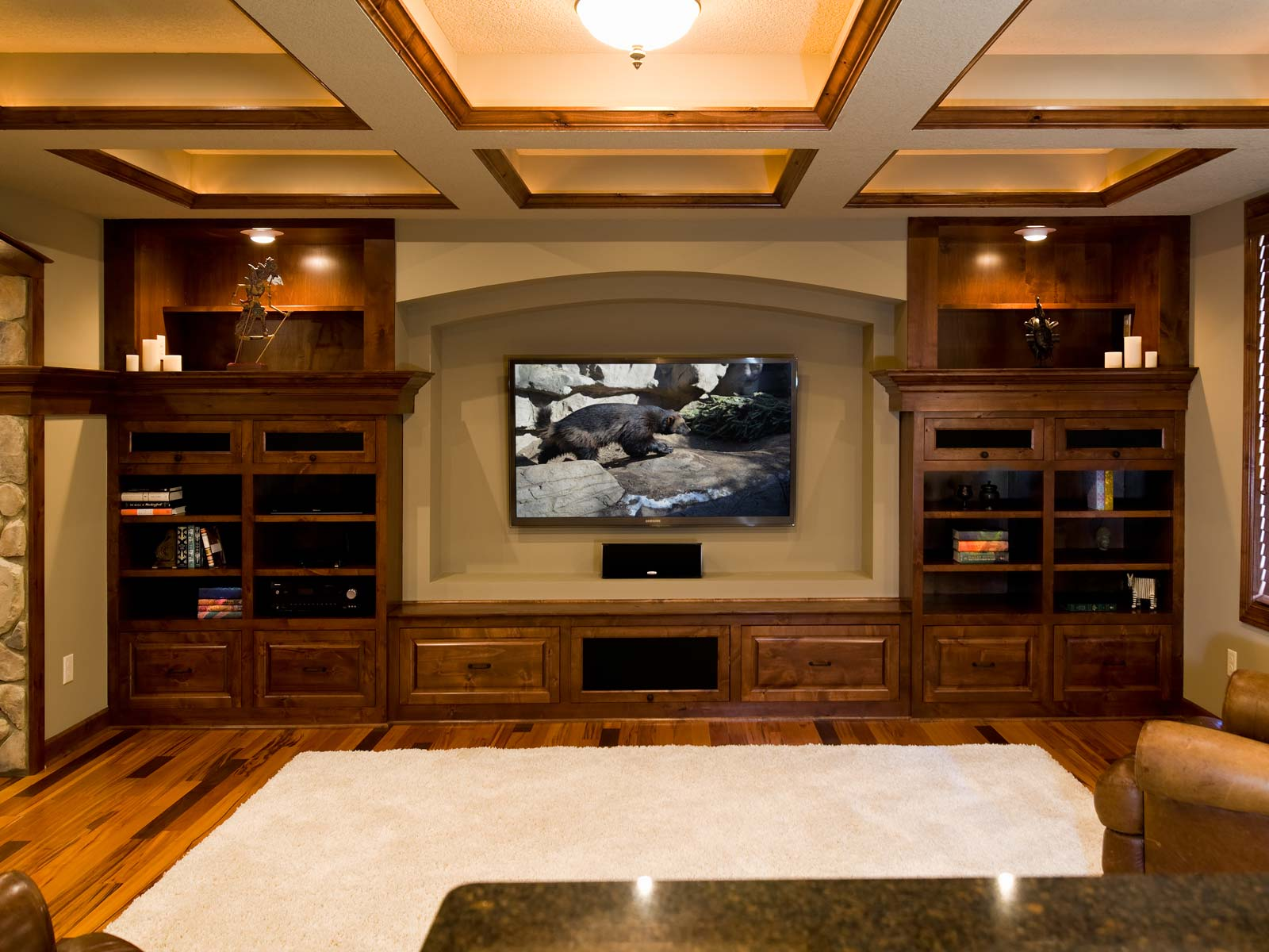 Amazing Of Low Ceiling Basement Remodeling Ideas 1000 Wall Mounted Tv Basement 1713352 Hd Wallpaper Backgrounds Download