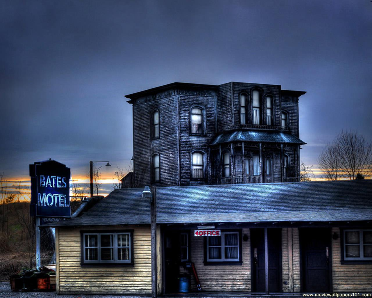 Bates Motel Wallpapers , HD Wallpaper & Backgrounds