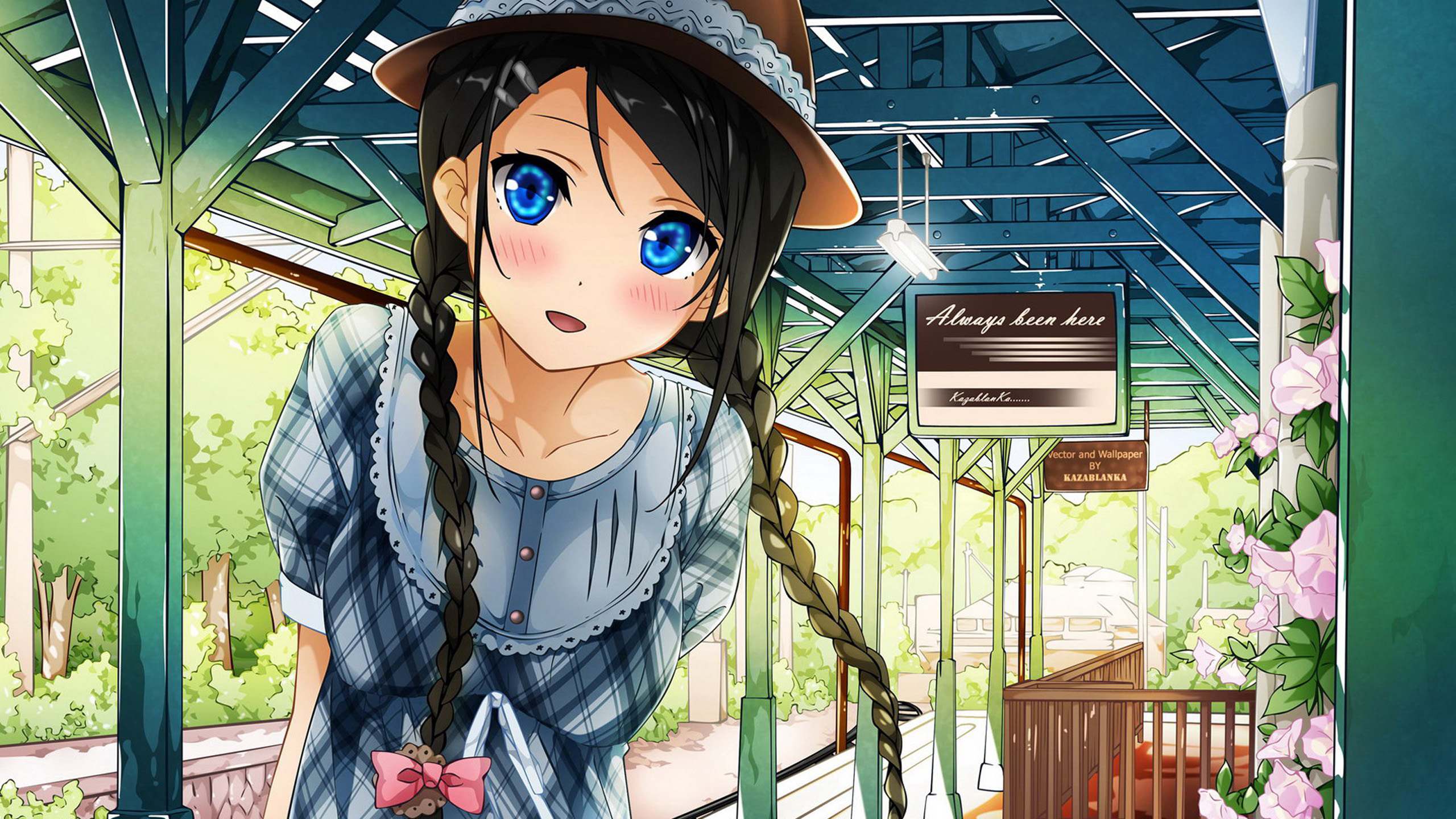 Cute Anime Wallpapers Hd Cute Anime Wallpaper Hd 1721482 Hd