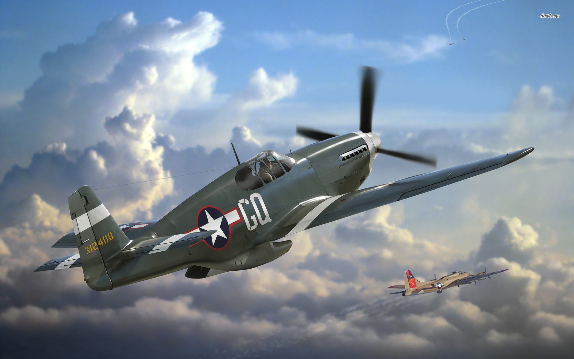 North American P 51 Mustang Wallpaper P51 Mustang 1722702
