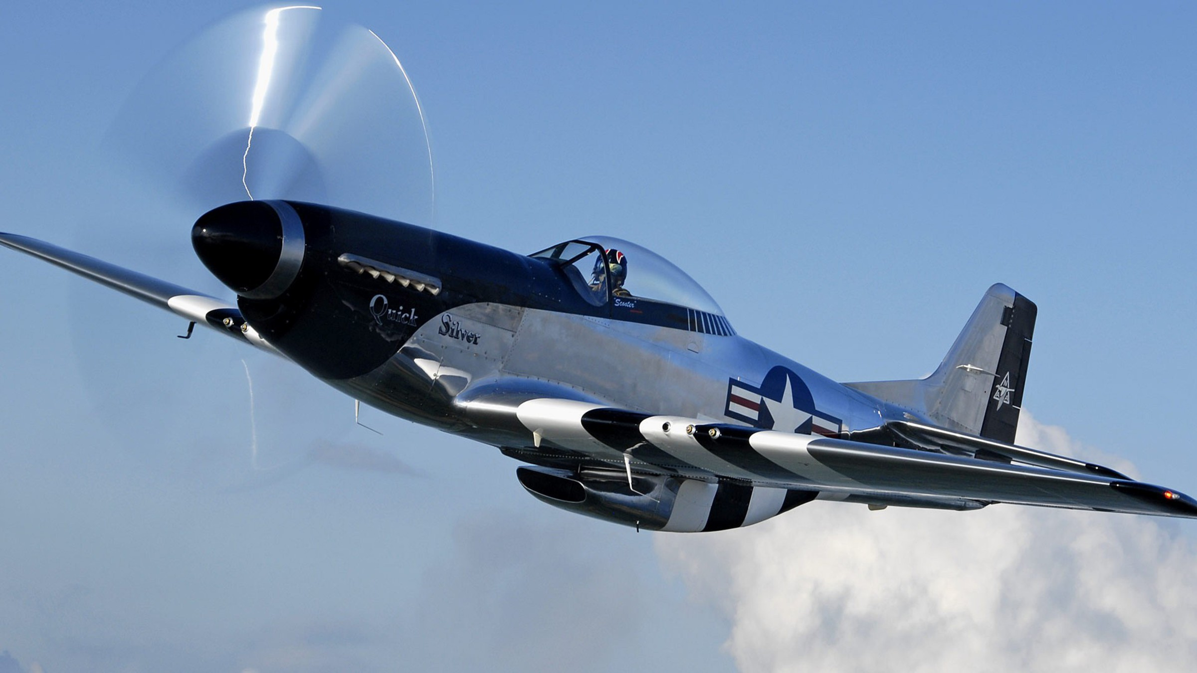 Aircraft Warbird P 51 Mustang Wallpaper Most Beautiful Fighter