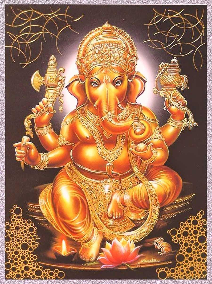Vinayaka Hd Wallpapers Shri Ganesh Good Morning 1724176 Hd Wallpaper Backgrounds Download