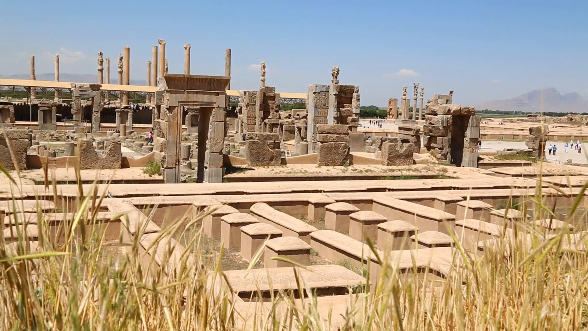 Persepolis Ruin 1724195 Hd Wallpaper Backgrounds Download