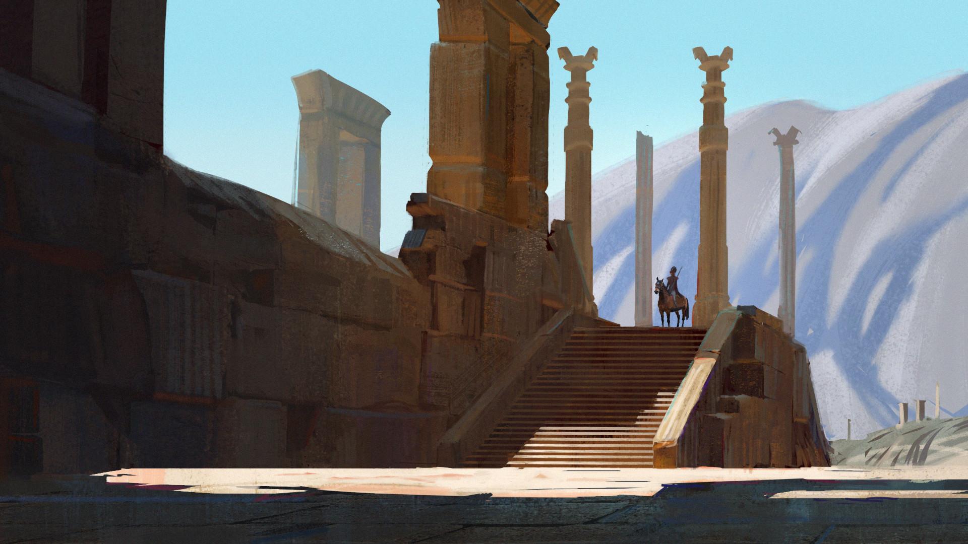 Persepolis Ancient Persepolis 1724231 Hd Wallpaper Backgrounds Download