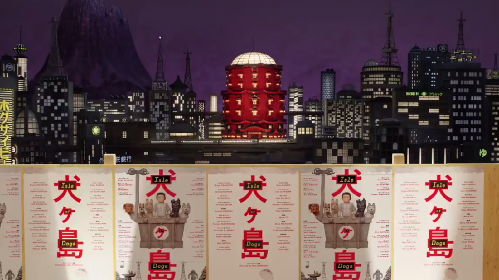 8l257pr Wes Anderson Wallpaper Px Isle Of Dogs Wes