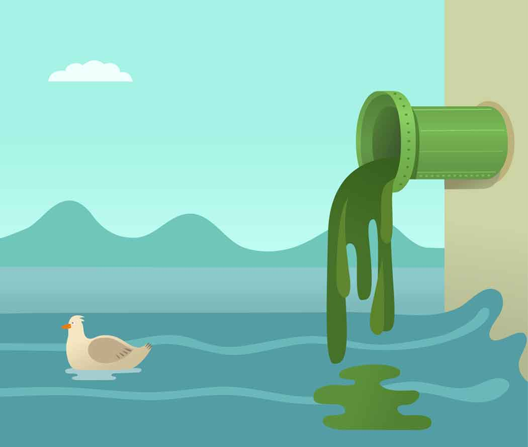Pollution Clipart Runoff Topic Water Pollution