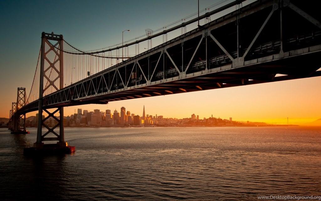Samsung Galaxy Tab - Oakland Bay Bridge , HD Wallpaper & Backgrounds