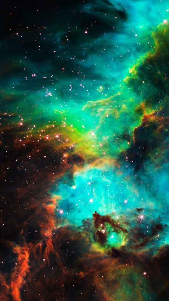 This Time Some Galaxy Wallpapers For Iphone 6 6s 7 - Sea Horse In The Sky , HD Wallpaper & Backgrounds
