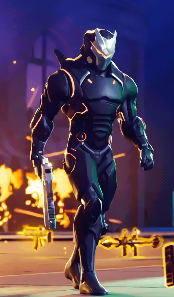 Video Game Fortnite Mobile Wallpaper Fond D écran