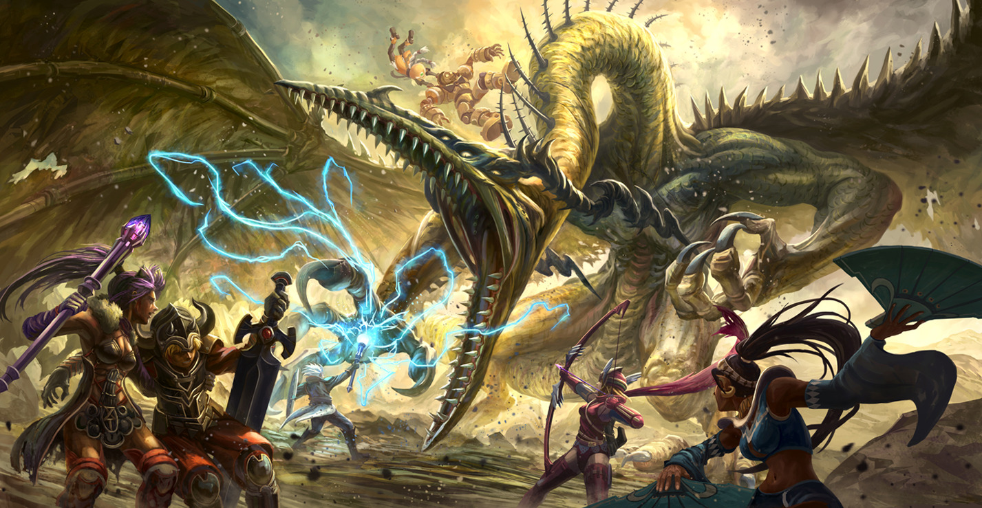 Full Hd Elephant Photos, Ie-wallpapers Gallery - Dragon Nest All Dragon , HD Wallpaper & Backgrounds
