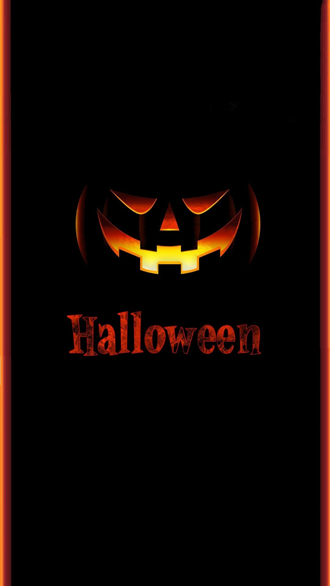 Halloween Pumpkin Wallpaper Happy Halloween Fb Background