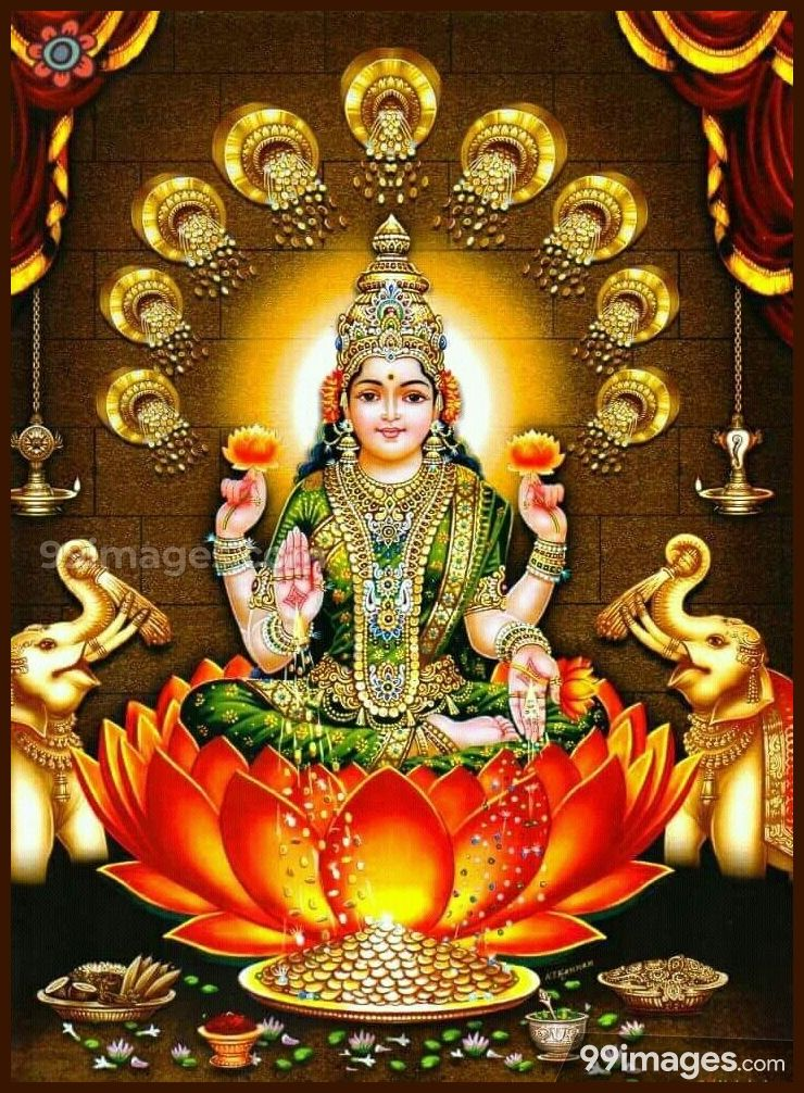 Goddess Lakshmi Best Hd Photos 1080p God Lakshmi Images Hd 1740790 Hd Wallpaper Backgrounds Download