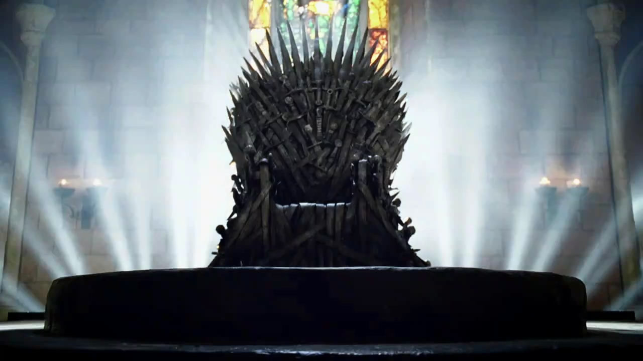 Game Of Thrones Iron Throne 1741874 Hd Wallpaper