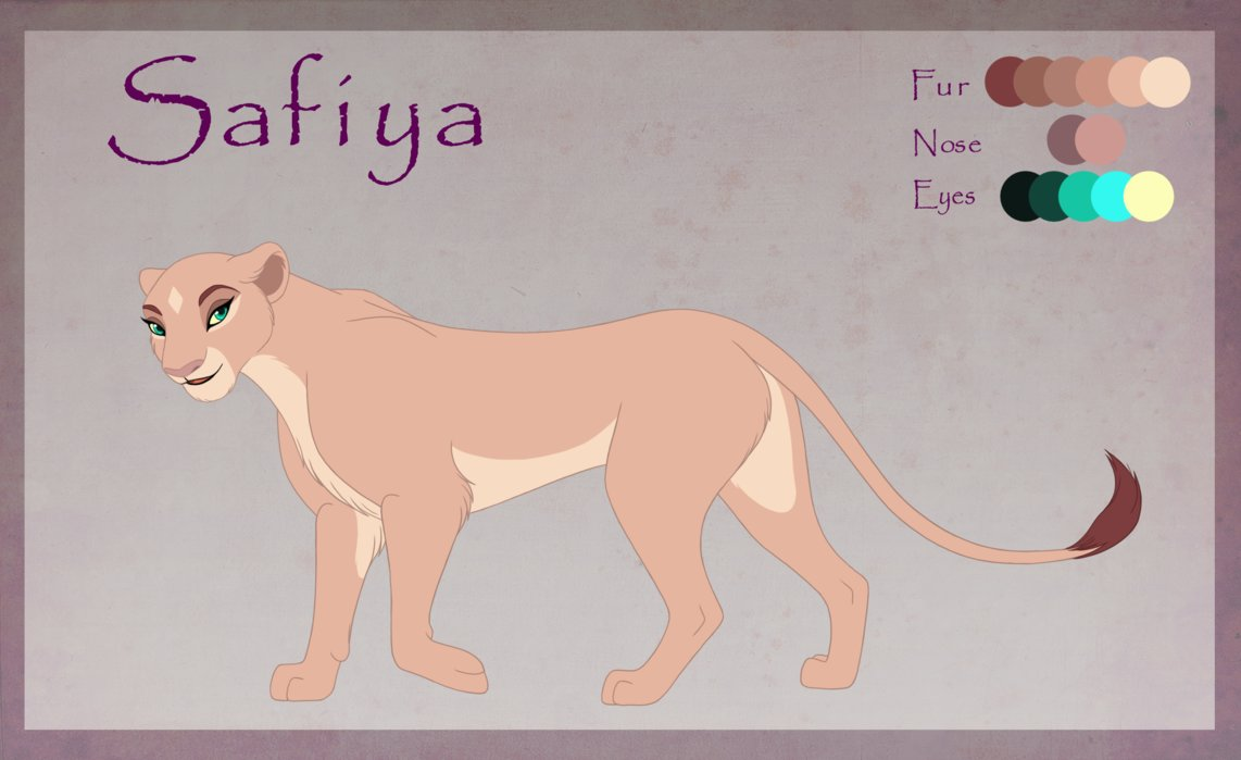 Safiya Name Wallpaper 50 Find Hd Wallpapers For Free - Lion King Nala Reference , HD Wallpaper & Backgrounds