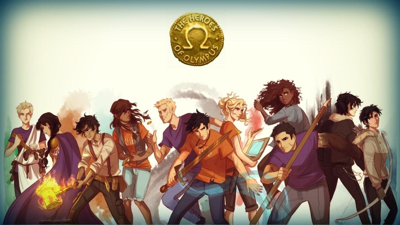 Heroes Of Olympus Viria (#1752744) - HD Wallpaper & Backgrounds ...