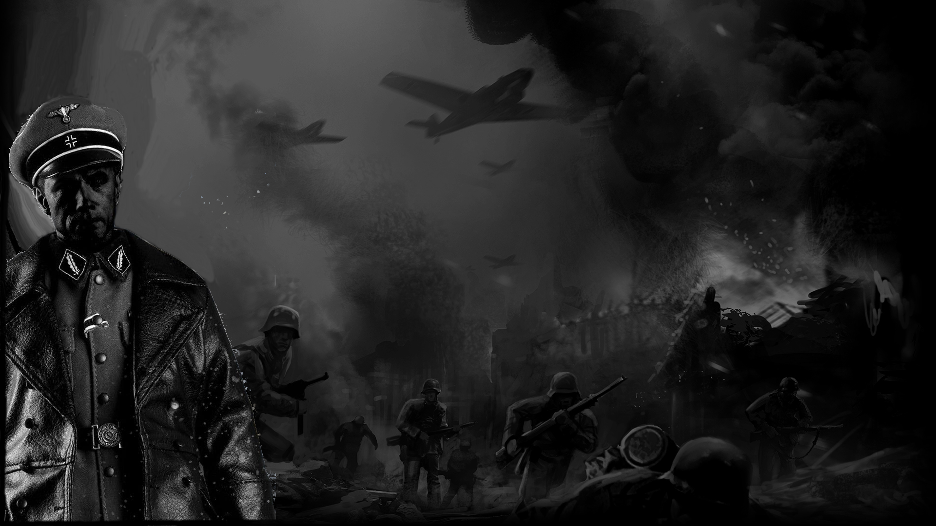 Company Of Heroes Coh 2 Background 1753482 Hd
