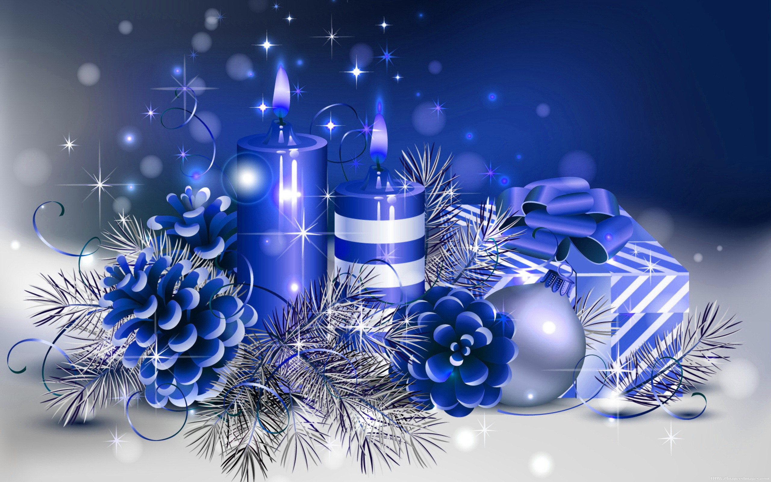 71 Entries In Hetalia Backgrounds Group - Blue Candle For Christmas , HD Wallpaper & Backgrounds