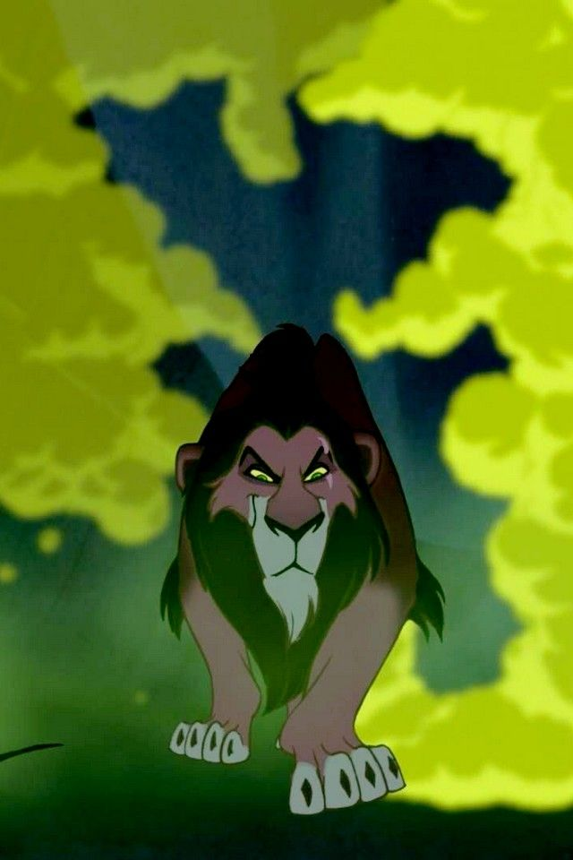 Favorite Villain Song - Scar Lion King Iphone , HD Wallpaper & Backgrounds