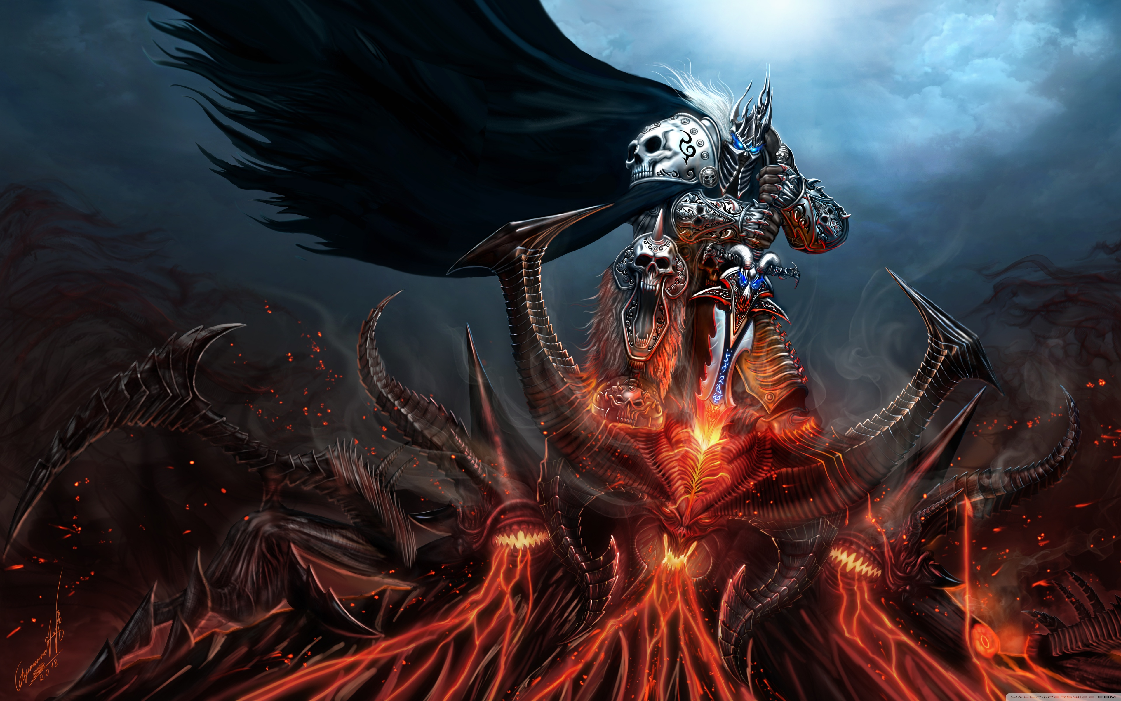 Related Wallpapers Ultra Hd Lich King 1754526 Hd
