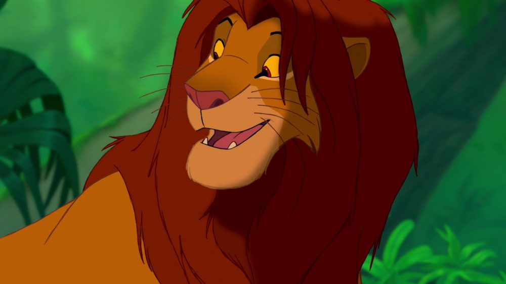 Lion King Quotes - Adult Simba The Lion King , HD Wallpaper & Backgrounds