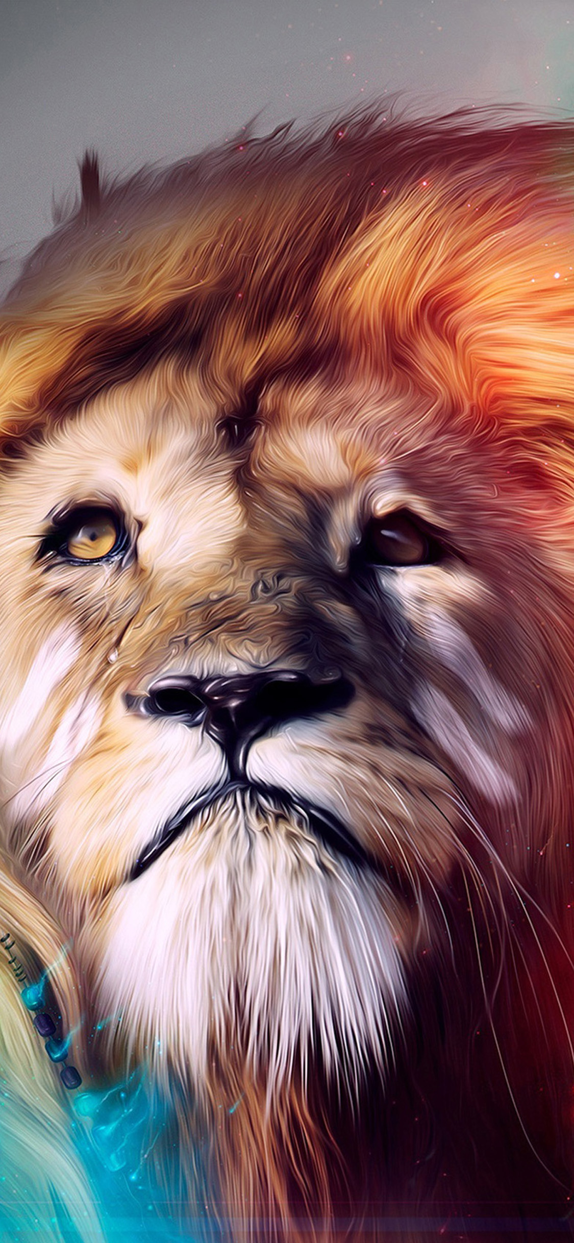 74 Lion Iphone Wallpapers On Wallpaperplay - Lion Wallpaper Iphone X , HD Wallpaper & Backgrounds