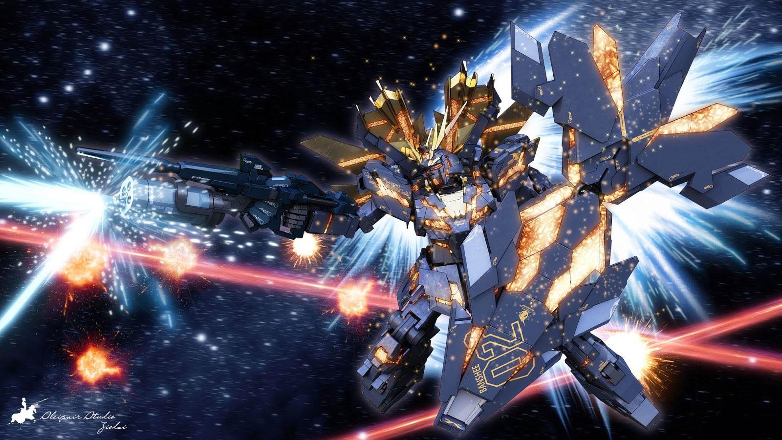 Gundam Banshee Wallpapers For Android Gundam Banshee Norn