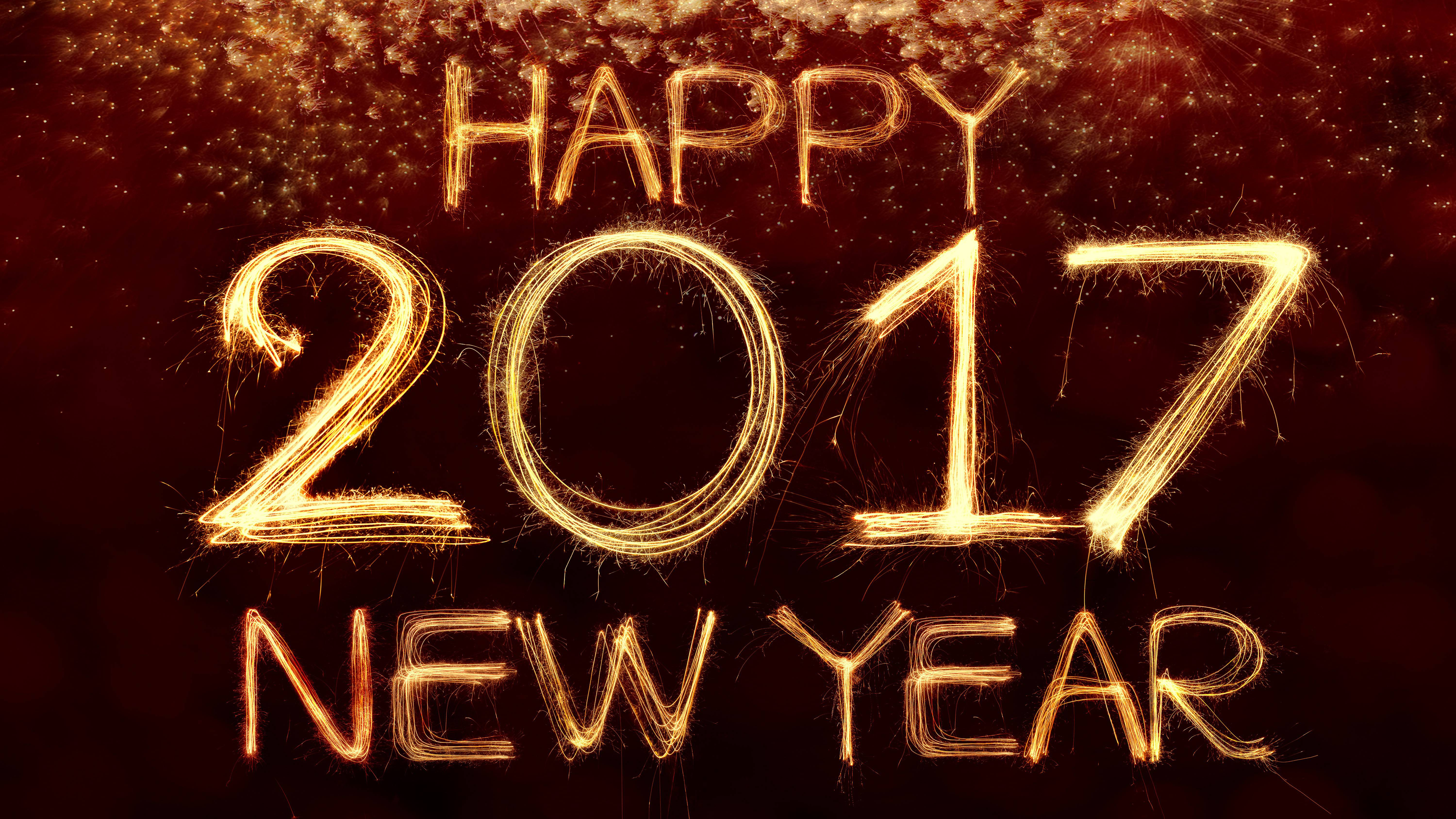 Happy New Year 2017 Hd - Happy New Year 17 , HD Wallpaper & Backgrounds