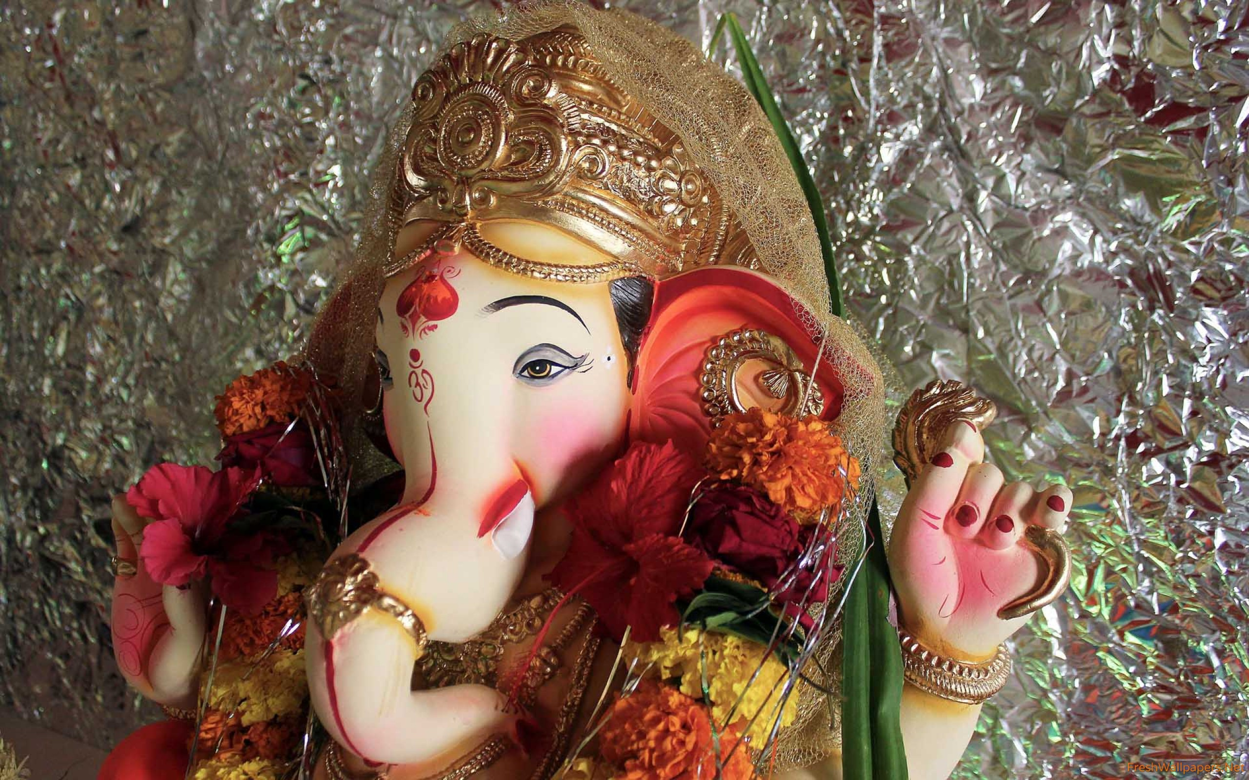 Ganesh Chaturthi 2016 Wallpaper Full Lovely Image Hd