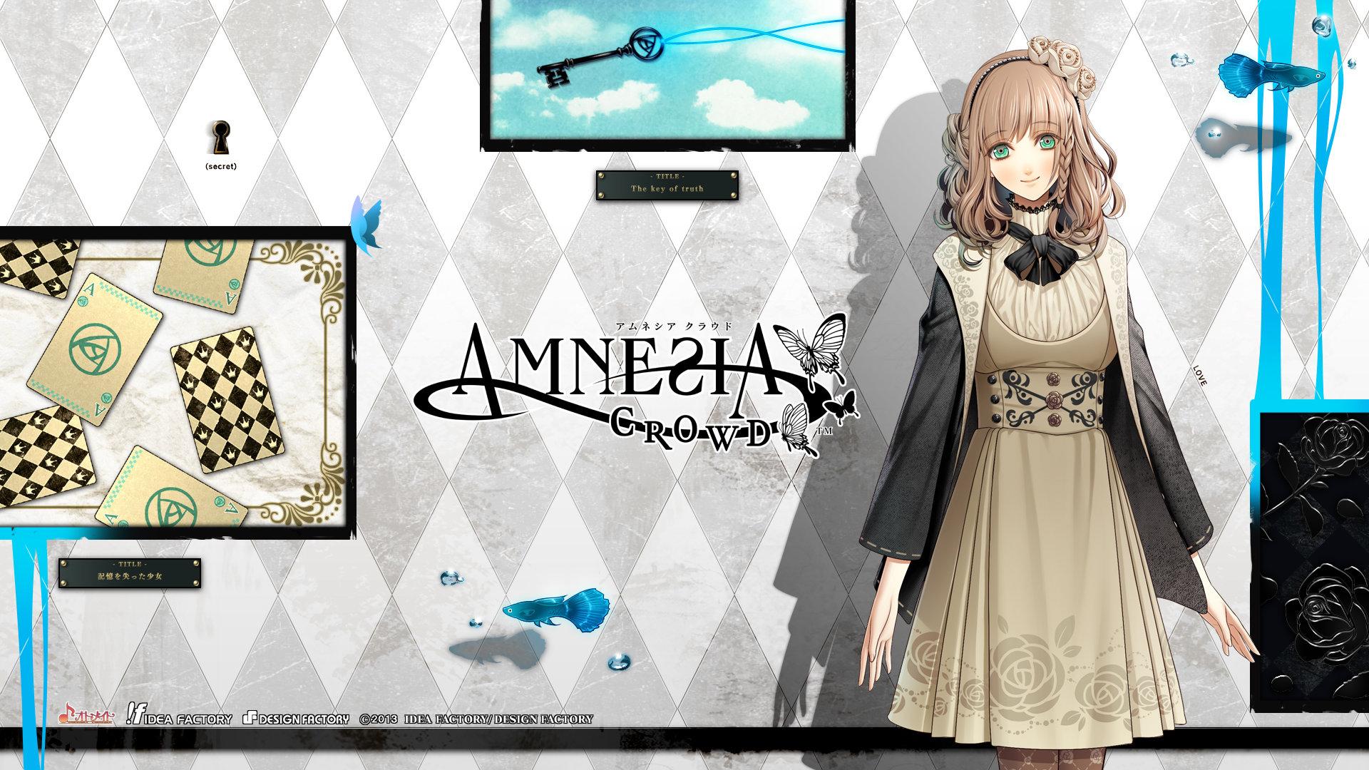 Free Amnesia High Quality Wallpaper Id Amnesia Anime Wallpaper Kent Hd Wallpaper Backgrounds Download