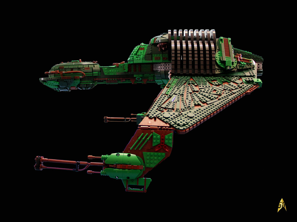 Klingon Bird Of Prey Lego Klingon Bird Of Prey 1769877 Hd