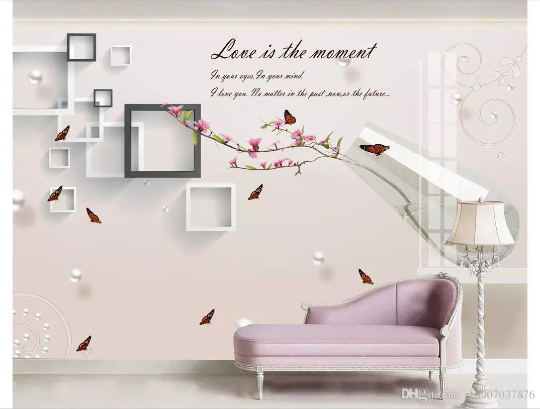 3d Wallpapers Custom Photo Mural Wall Paper Beautiful - Wall , HD Wallpaper & Backgrounds