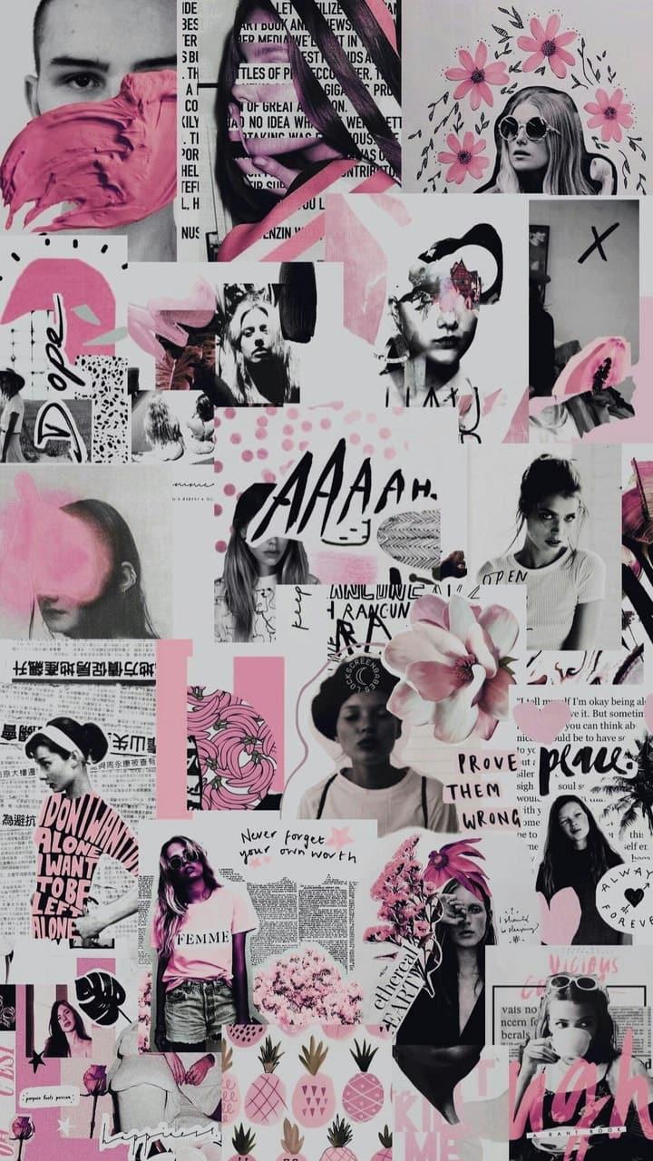Disney Collage Wallpaper Iphone 1771079 Hd Wallpaper