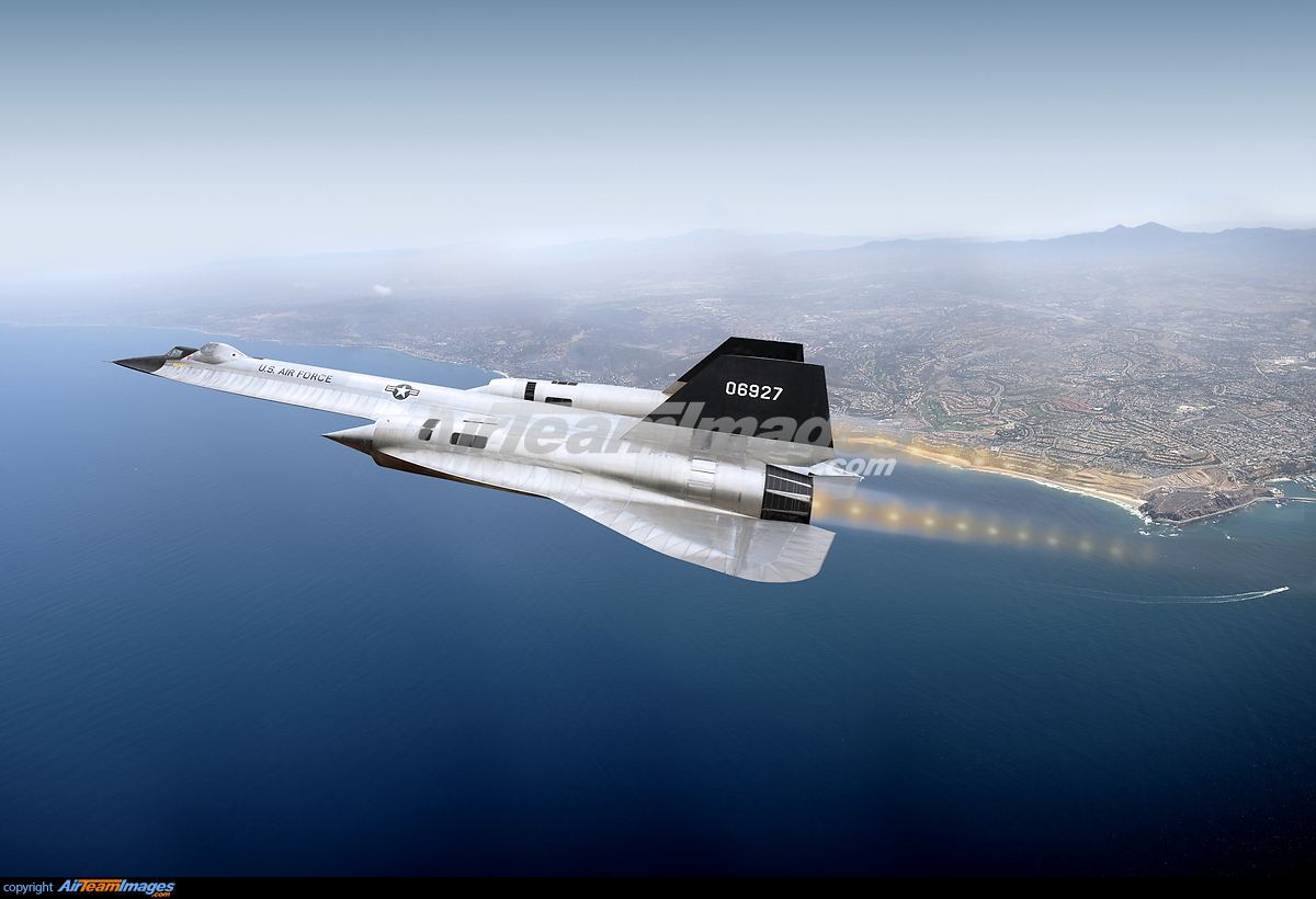 Lockheed Sr 71 Blackbird Aircraft Pictures Photos 12