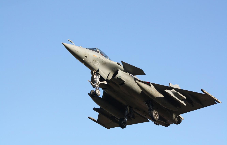 Photo Wallpaper Fighter Multipurpose Dassault Rafale