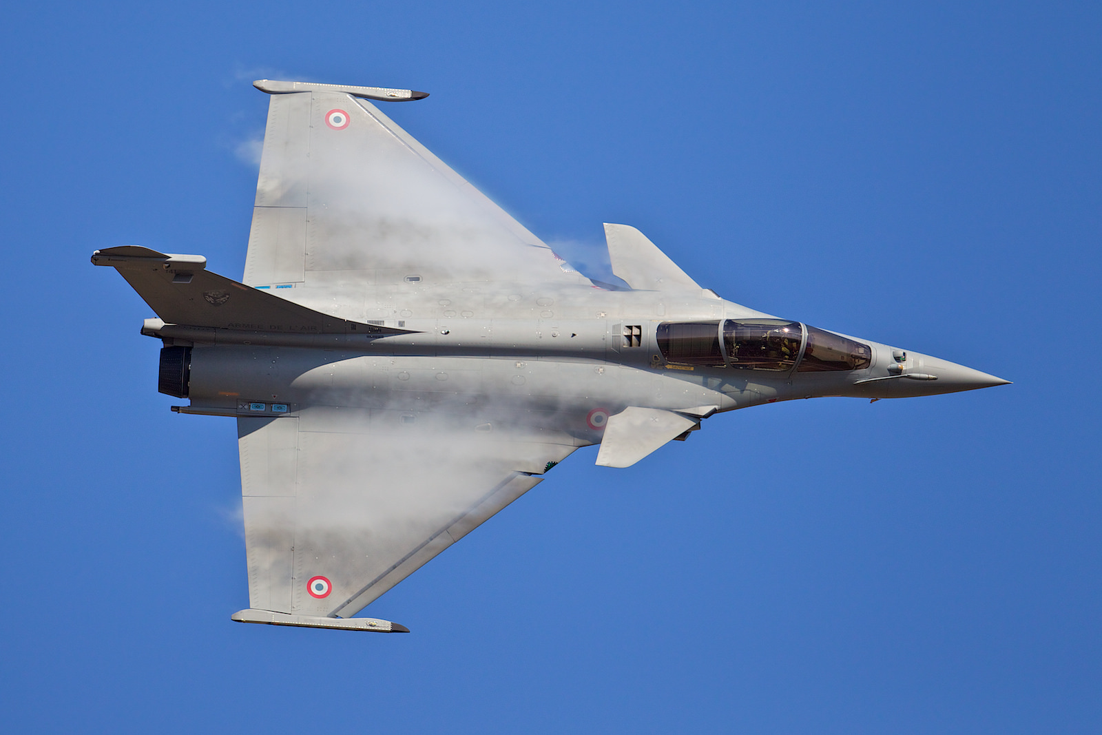 Dassault Rafale C French Air Force Aircraft Wallpaper