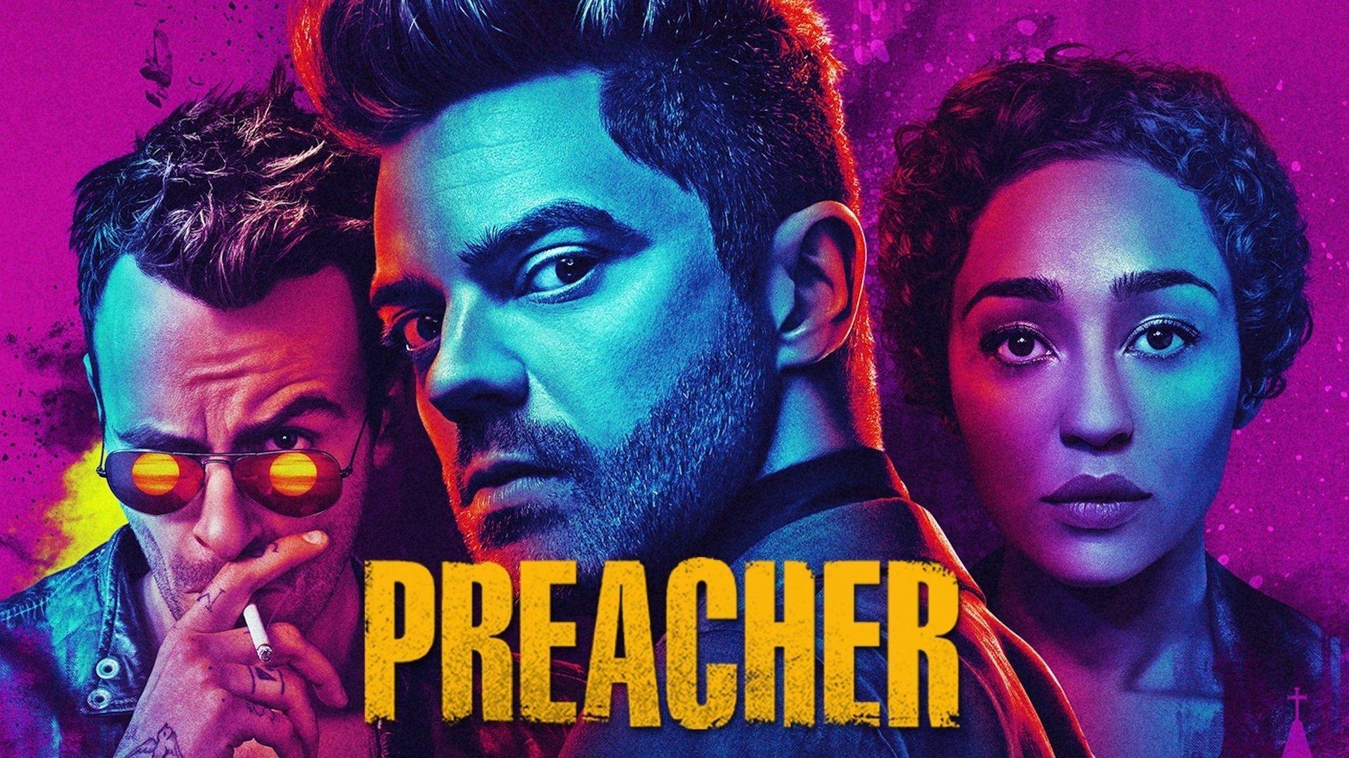 Hd Wallpaper - Preacher Season 2 Cast , HD Wallpaper & Backgrounds