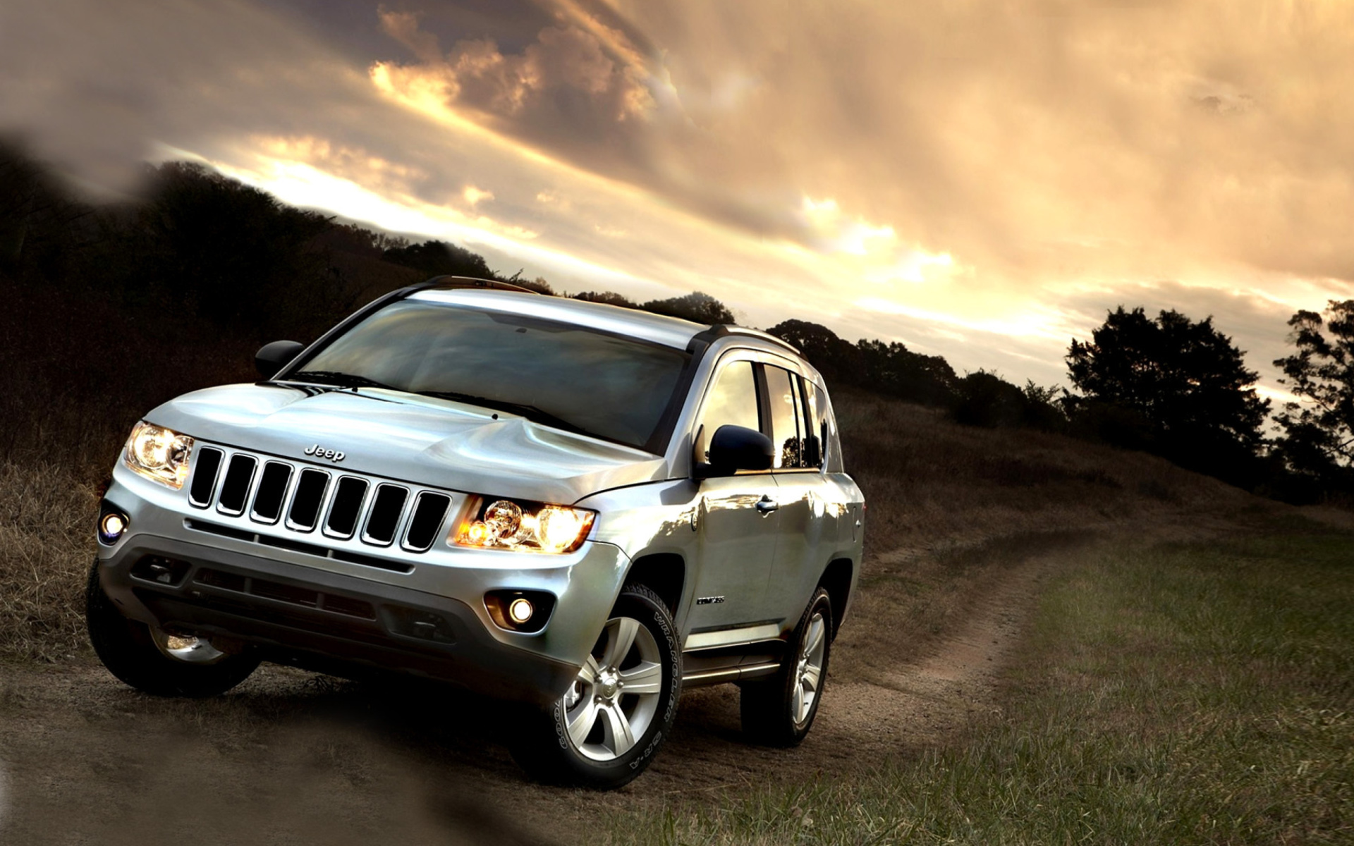 Jeep Compass Suv Wallpaper For Widescreen Desktop Pc Jeep Compass Full Hd 1777278 Hd Wallpaper Backgrounds Download