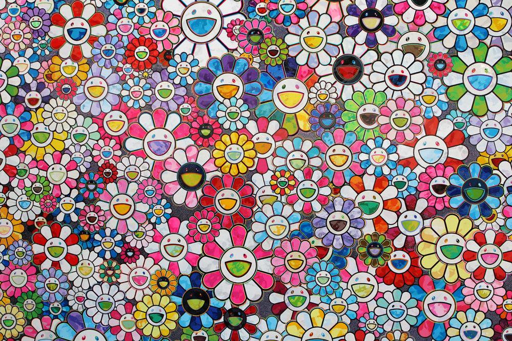 Takashi Murakami Wallpaper - Takashi Murakami The Future Will Be Full (#1783597) - HD Wallpaper ...