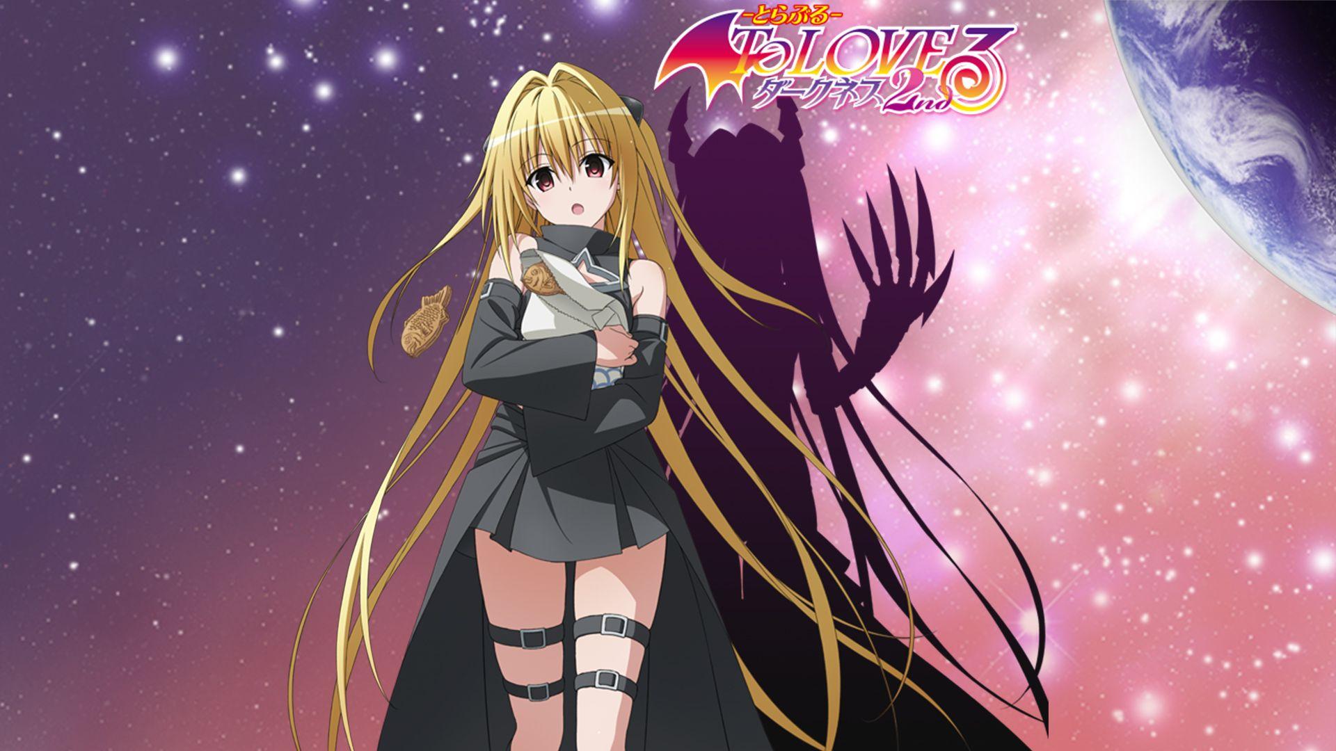 Darkness Wallpaper Hd Anime To Love Ru Darkness 2 1785879