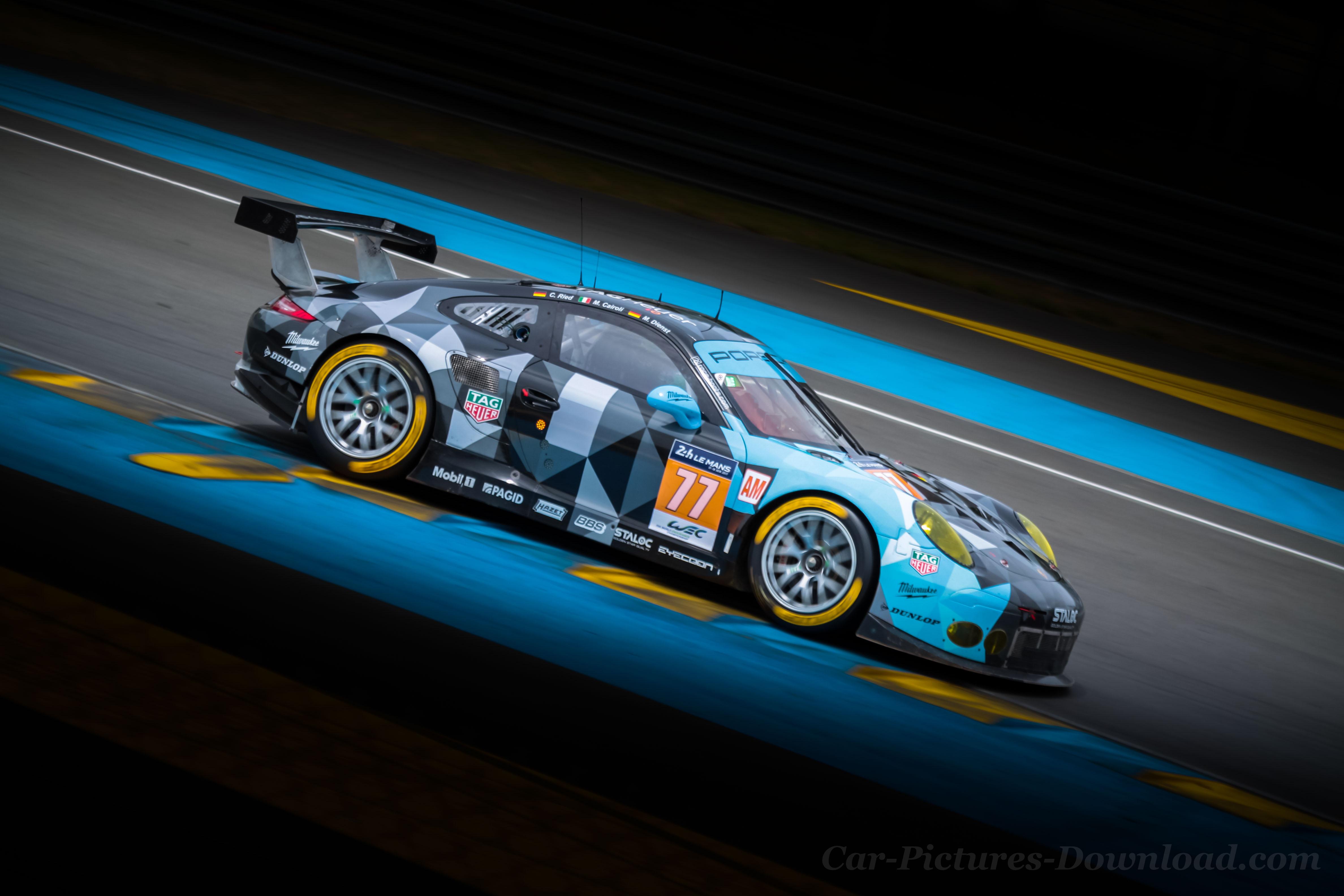Porsche Racing Car Wallpaper - Touring Car Racing , HD Wallpaper & Backgrounds