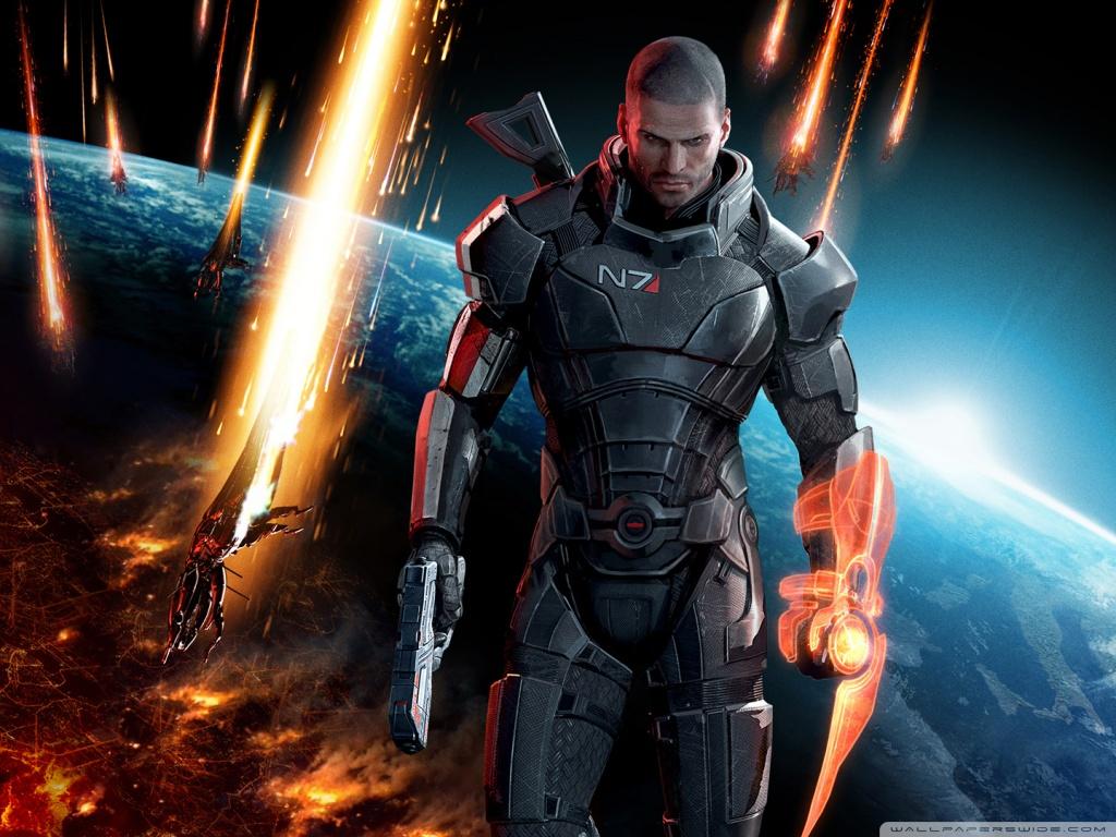 Mass Effect Background Shepard 1787611 Hd Wallpaper